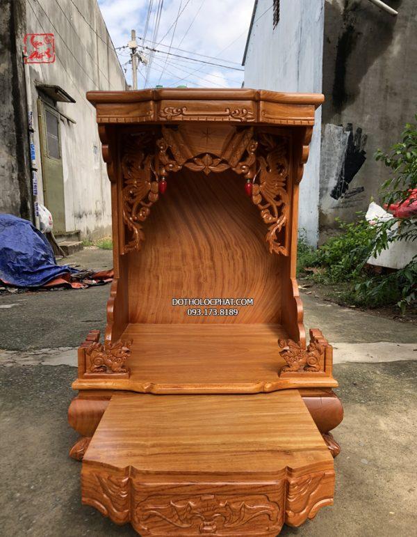 địa chỉ bán bàn thờ thần tài gỗ tự nhiên