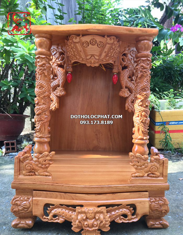 ở đau bán bàn thờ thần tài ông địa gỗ tự nhiên đẹp nhất