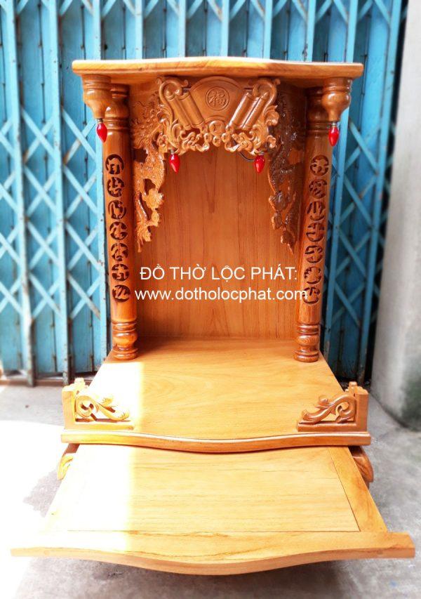 mẫu bàn thờ thần tài đơn giản- đẹp cho căn hộ chung cư của bạn