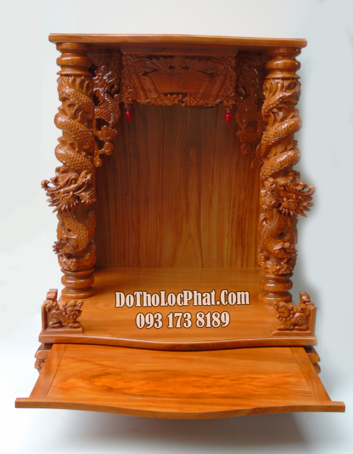 bàn thờ thần tài thổ địa đẹp nhất khủng nhất