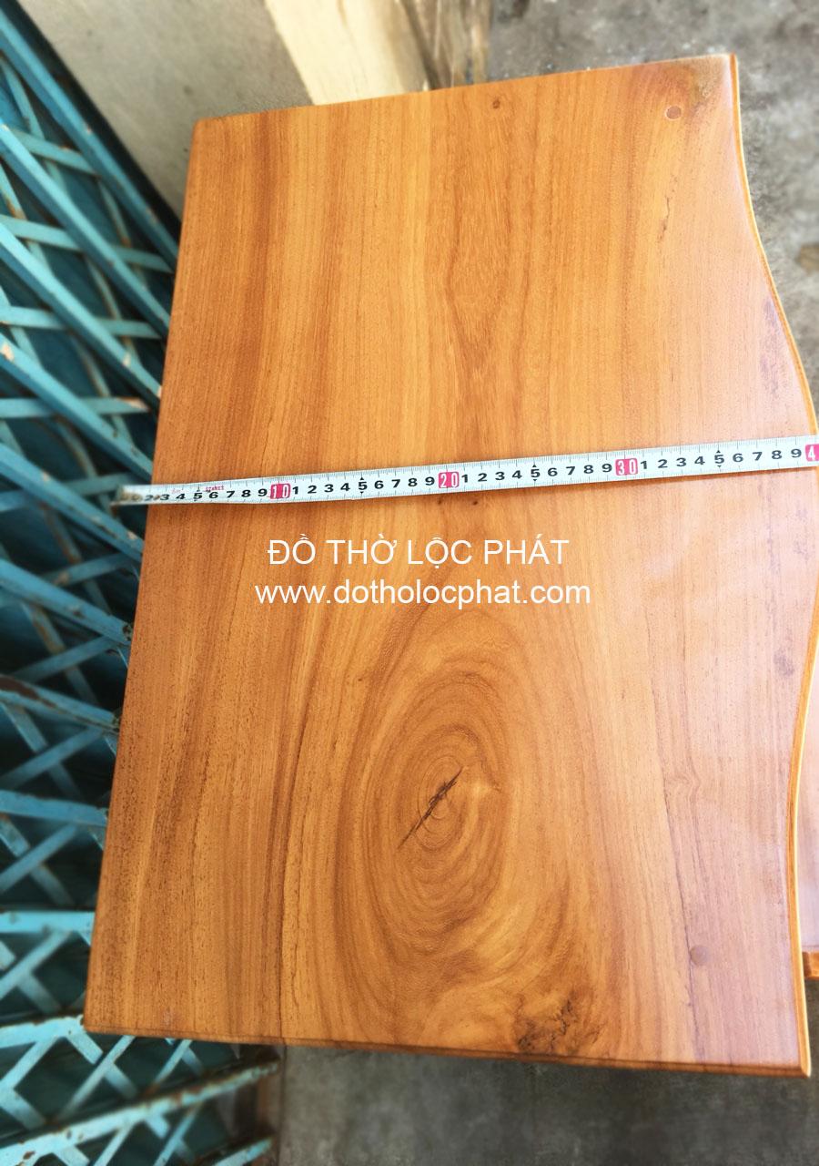 mẫu bàn thờ thần tài cột rồng trụ đẹp nhất tại Xưởng TP. HCM - đo bàn thờ bằng thước lỗ ban 39 cung tài lộc