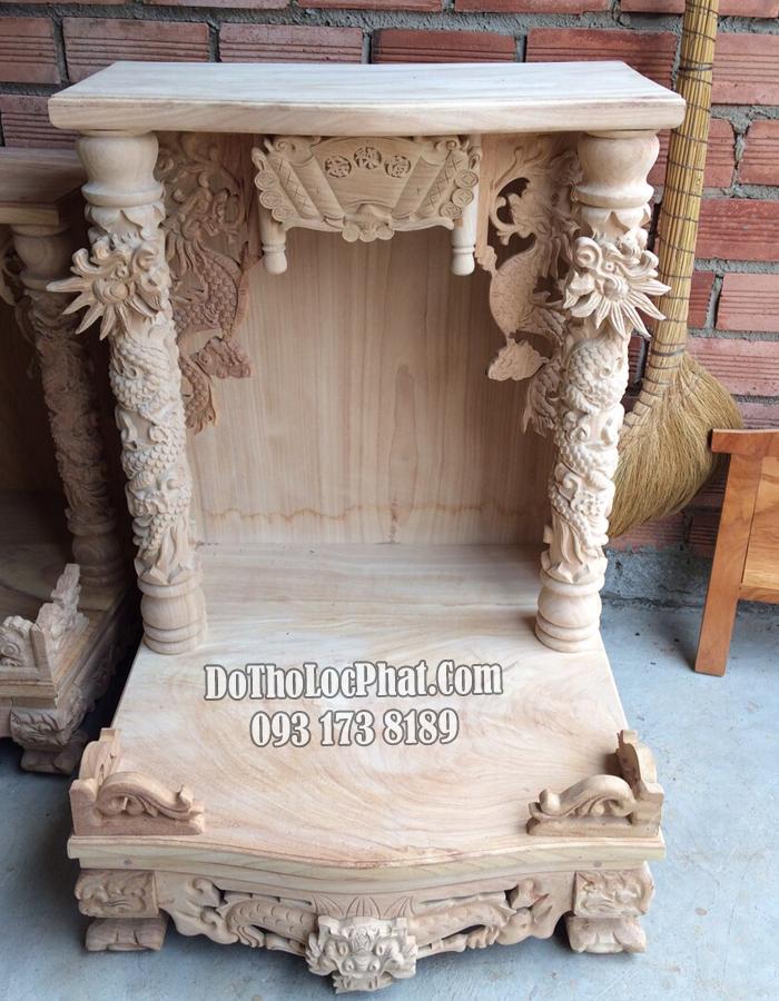 bàn thờ ông địa thần tài giá rẻ đẹp tại hcm