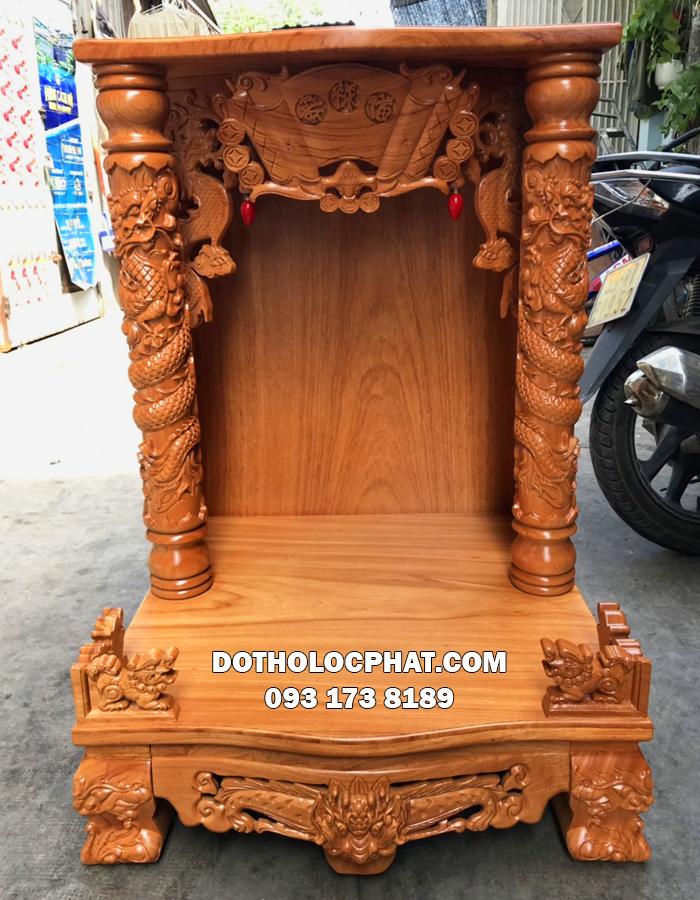 mẫu bàn thờ thần tài đẹp giá rẻ hcm