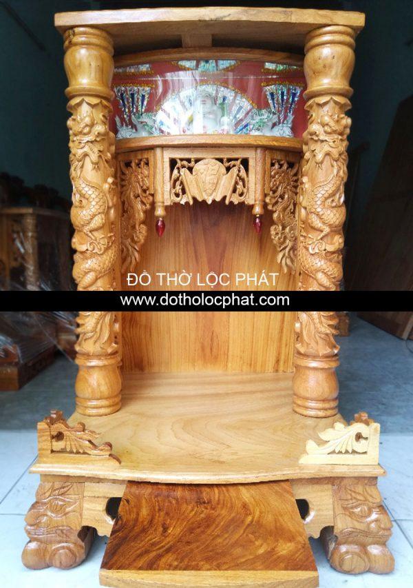 bàn thờ ông địa thần tài có hộp đèn giá tốt nhất tại TP.HCM