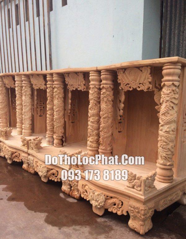 xưởng chế tạo bàn thờ thần tài Lộc Phát
