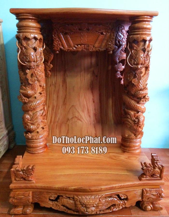 giao khách gò vấp mẫu bàn thờ ông địa thần tài cột 16 đpẹ nhất hcm