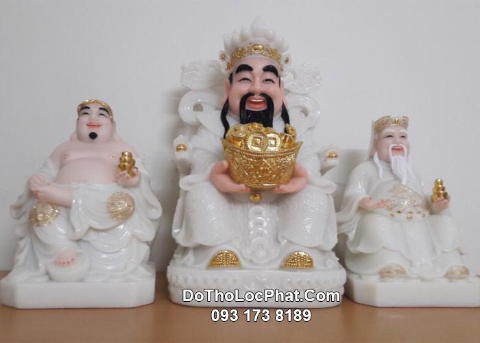 bộ 3 ông thần tiền thần tài ông địa đẹp nhất hcm