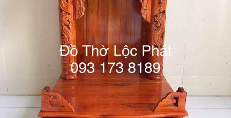 bàn thờ thần tài thổ địa xoan đào đẹp giá rẻ nhất thị trường