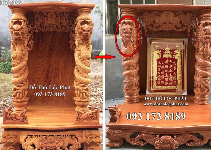 ở đâu bán bàn thờ thần tài ông địa đẹp nhất