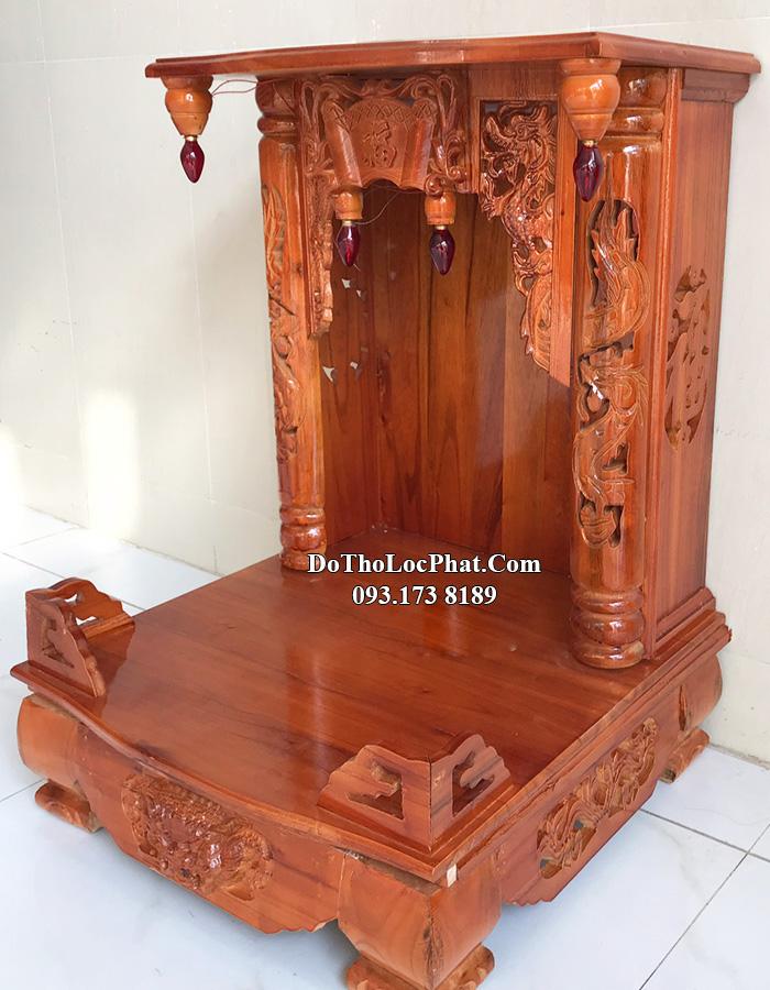 bàn thờ xoan đào đẹp giá rẻ