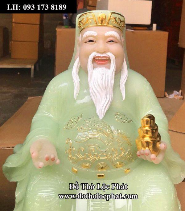 tượng thần tài bằng bột đá đẹp