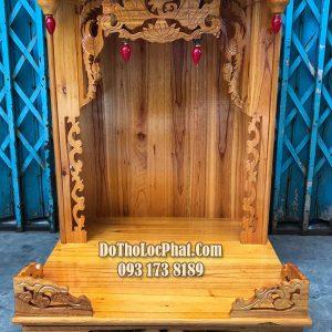 bàn thờ ông địa thần tài giá rẻ nhất HCM hiện nay cao 76