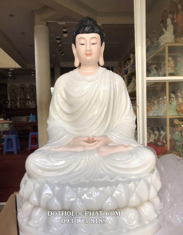 bán tượng Phật Thích Ca Mâu Ni đẹp