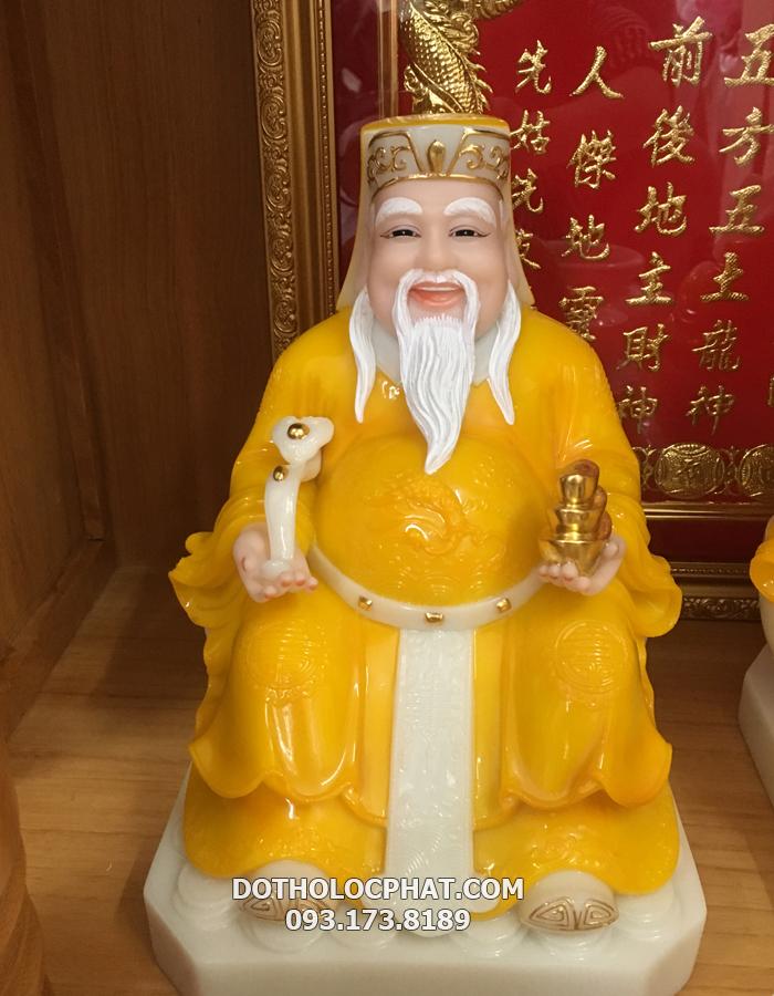 tượng thần tài đẹp nhất hcm