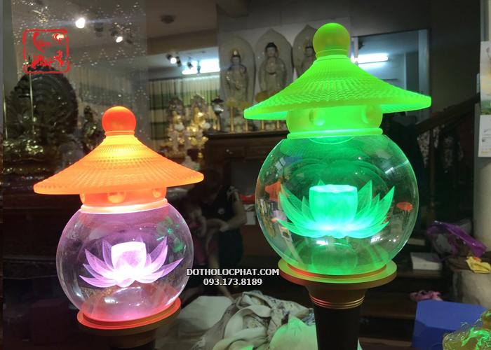 mua đèn thờ phật bằng điện đẹp ở đâu