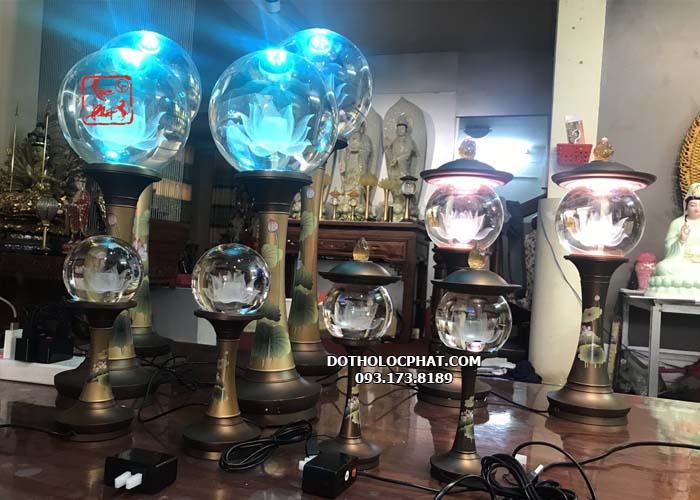 mua đèn bàn thờ phật ở đâu đẹp nhất