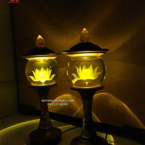 đèn thờ phật đẹp