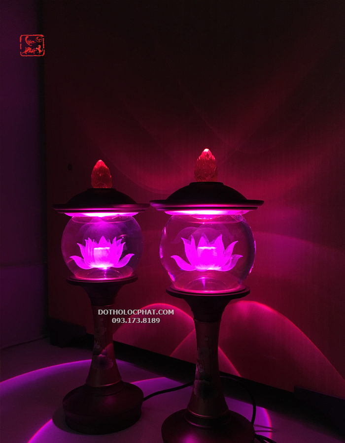 đèn thờ thần tài đẹp