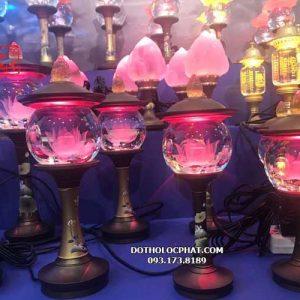 đèn thờ phật, thờ gian tiên đẹp nhất