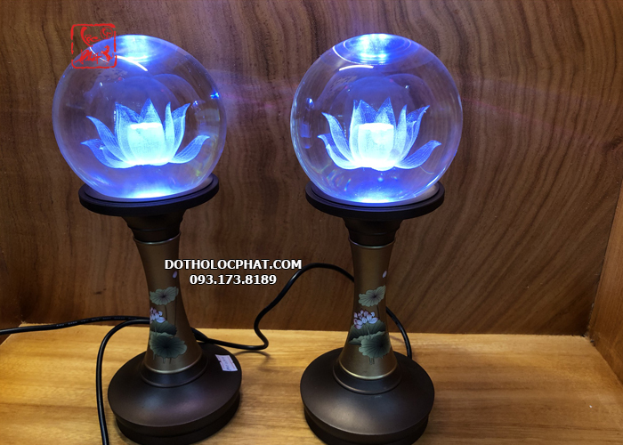 đèn thờ cúng đẹp giá rẻ