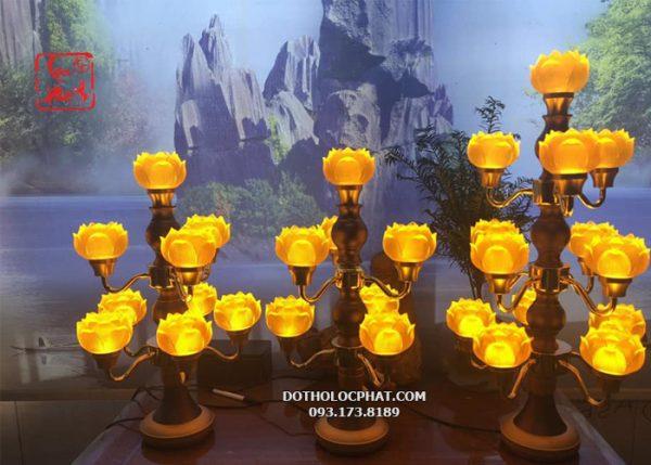 mẫu đèn bàn thờ phật đẹp giá rẻ