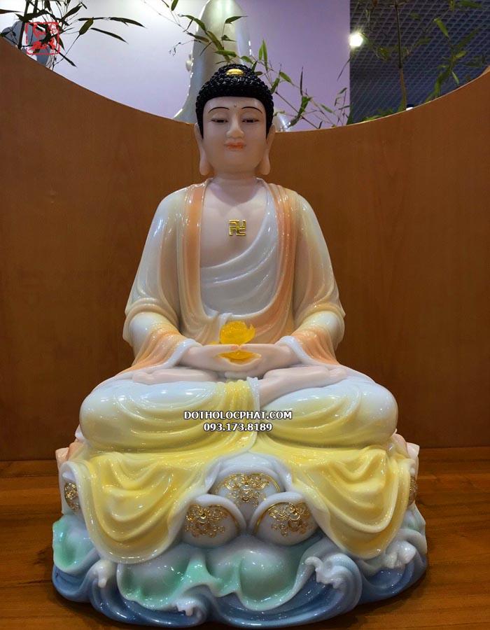 tượng tây phương tam thánh đẹp nhất hcm
