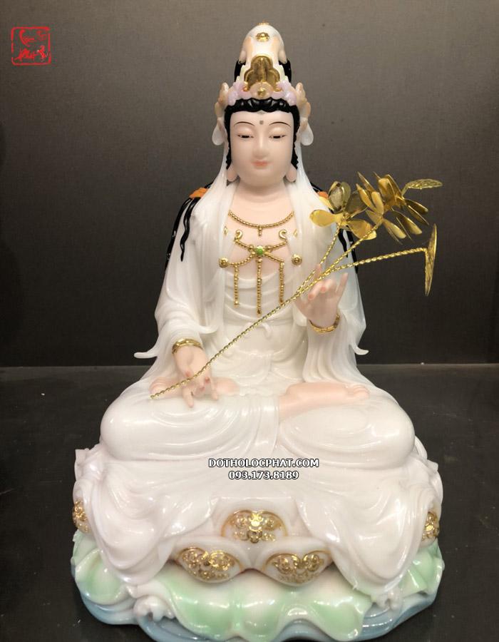 mẫu tượng tây phương tam thánh đẹp nhất hcm