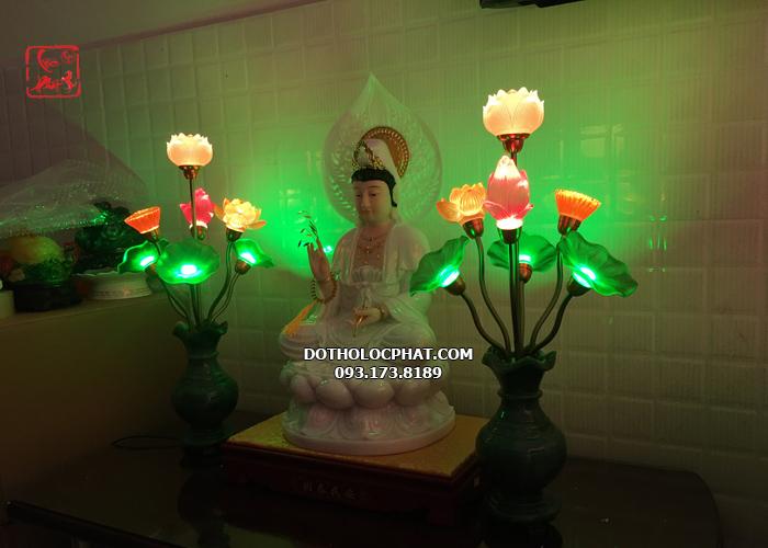nơi bán đèn thờ phật bà quan âm đẹp