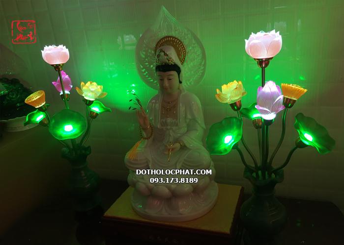 đèn thờ phật thích ca đẹp