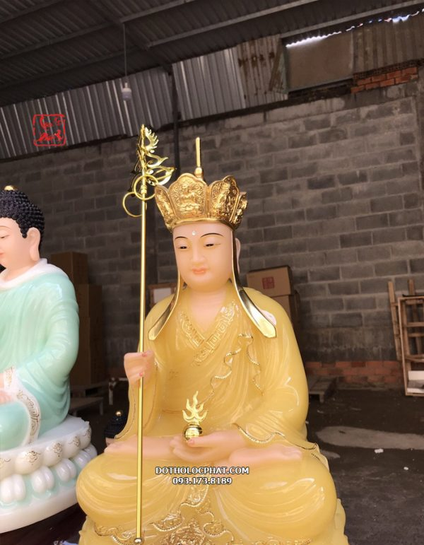 thỉnh tượng địa tạng vương đẹp tại Lộc Phát