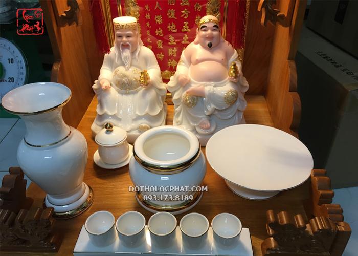 bộ sứ trắng thờ cúng đẹp nhất hcmbộ sứ trắng thờ cúng đẹp nhất hcm
