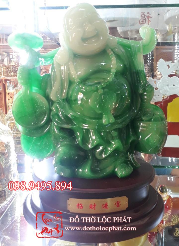 Tượng Phật Di Lặc thuộc mệnh mộc