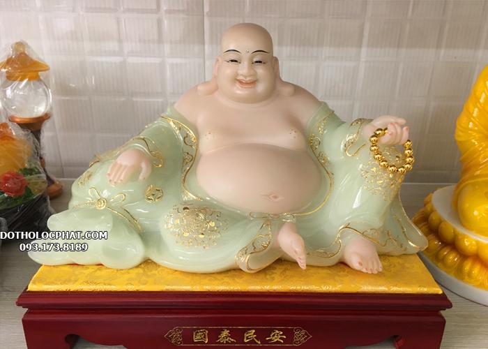 Tượng Phật Di Lặc hợp mệnh thủy