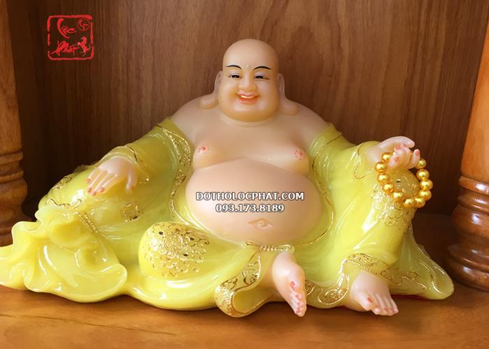 Tượng Phật Di Lặc hợp mệnh thổ