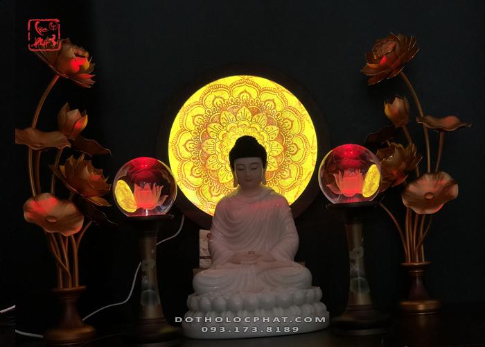 Hào Quang Phật Vân Hoa Đẹp Nhất
