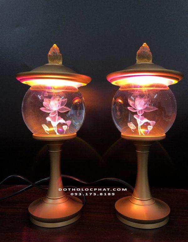đèn thờ cúng thân đồng đẹp nhất hcm