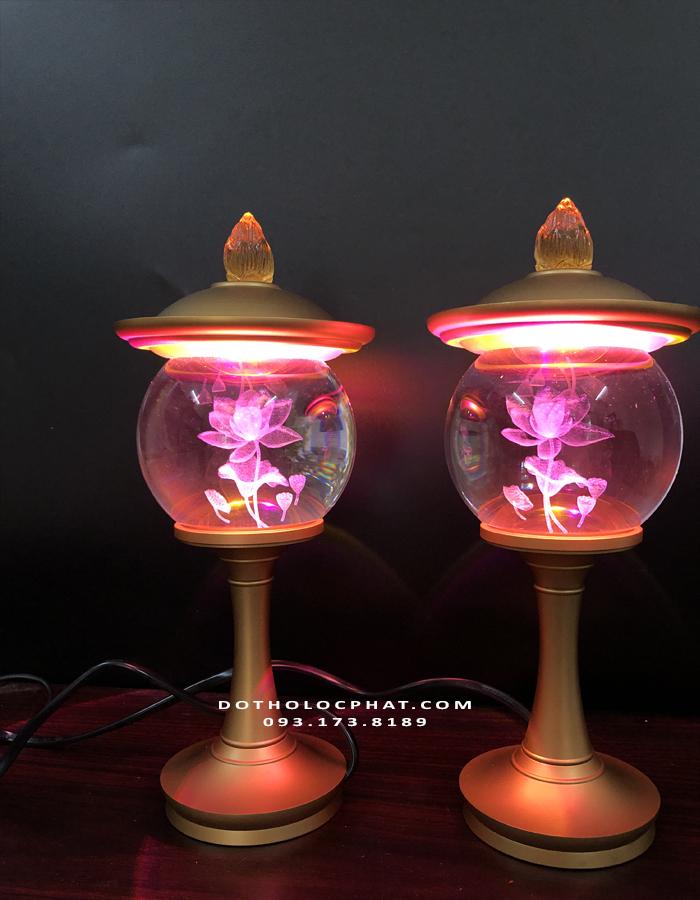 các mẫu đèn thờ phật đẹp nhất