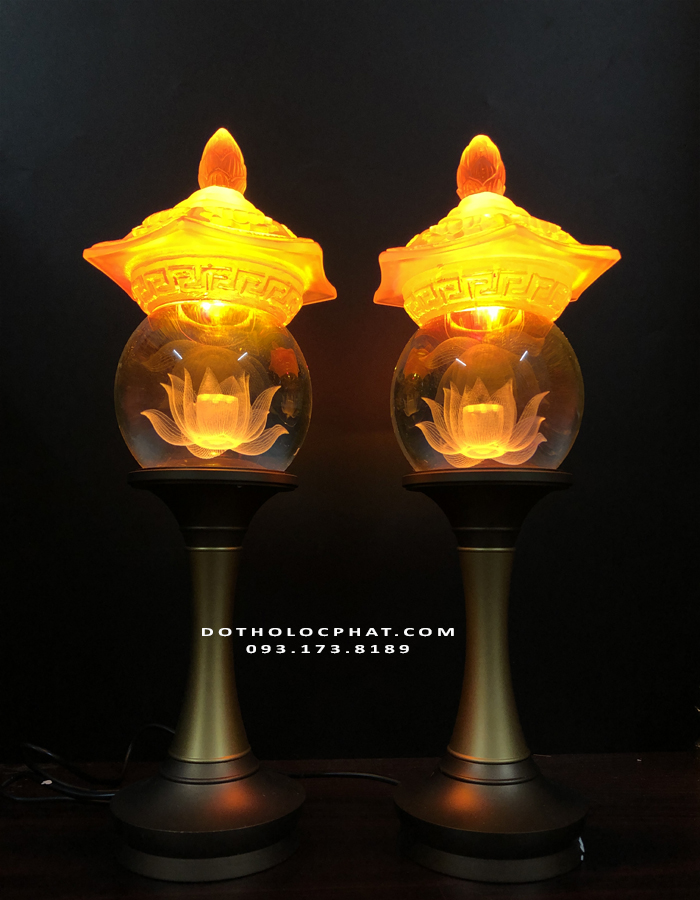 ở đâu bán đèn thờ phật đẹp