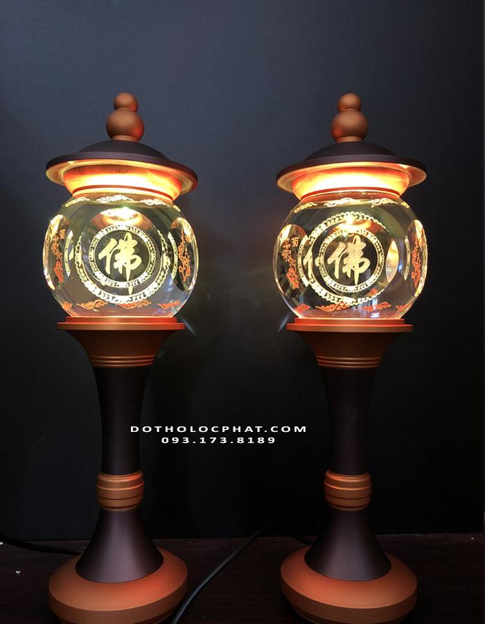 nơi bán đèn thờ phật a di đà đẹp