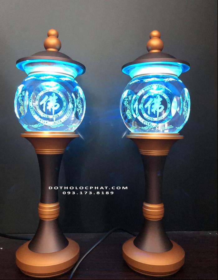 mẫu đèn thờ cúng phật đẹp