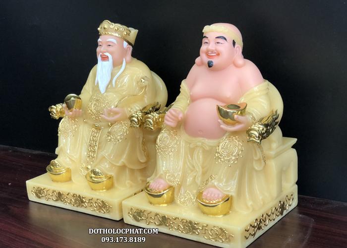 Thờ tượng Thần Tài Thổ Địa là cách chúng ta thể hiện mong muốn, tâm nguyện về gia đạo, sức khoẻ, tài lộc với chư thần